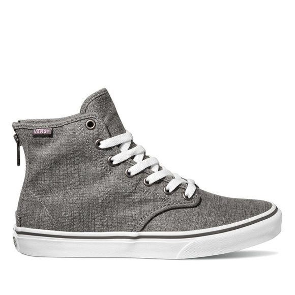 e7945347a9 NWt Vans Camden High Top Lace-up Shoes